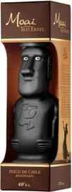 Водка «Pisco Tres Erres Moai Reservado» в подарочной упаковке