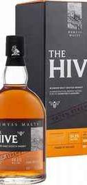 Виски шотландский «Hive Batch Strength Wemyss Vintage Malts» в подарочной упаковке