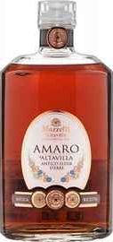 Ликер «Amaro D'Altavilla Antico Elisir d'Erbe Mazzetti D'Altavilla »