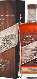 Ликер «Vecchio Amaro del Capo Riserva pack Distilleria Caffo » в подарочной упаковке