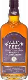 Виски шотландский  «William Peel Double Maturation 3 yo blended scotch whisky »