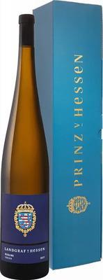 Вино белое полусухое «Landgraf von Hessen Riesling Rheingau Prinz von Hessen» 2017 г.