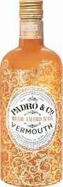 Вермут «Padró & Co. Dorado Amargo Suave Vermouth»