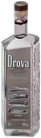 Водка «Drova Oak Charcoal Filtration»