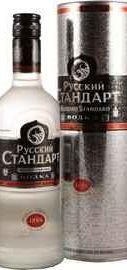 Водка «Русский Стандарт, 0.5 л» в подарочной упаковке