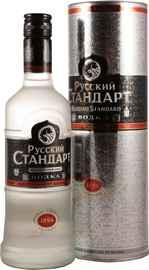 Водка «Русский Стандарт» в подарочной упаковке