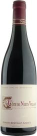 Вино красное сухое «Cote De Nuits-Villages» 2017 г.