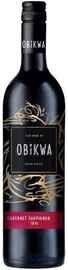 Вино красное сухое «Obikwa Cabernet Sauvignon» 2018 г.