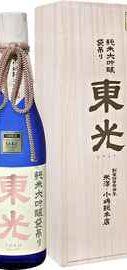 Саке «Toko Junmai Daiginjo Drip» в подарочной упаковке