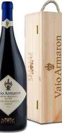Вино красное сухое «Masi Serego Alighieri Vaio Armaron» 2012 г., в деревянной подарочной упаковке