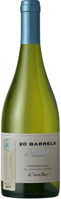 Вино белое сухое «Cono Sur 20 Barrels Chardonnay» 2018 г.