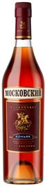 Коньяк российский «Московский»