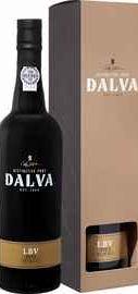 Портвейн «Dalva LBV Porto C. Da Silva» 2012 г. в подарочной упаковке