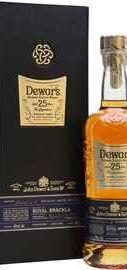 Виски шотландский «Dewar's Signature 25 Years» в подарочной упаковке
