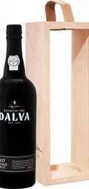 Портвейн «Dalva Vintage Porto C. Da Silva» 2007 г. в подарочной упаковке