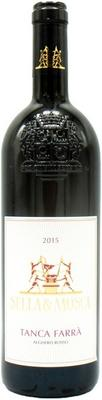 Вино красное сухое «Sella & Mosca Tanca Farra» 2015 г.