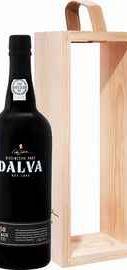 Портвейн «Dalva Vintage Porto » 2008 г. в подарочной упаковке