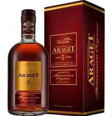 Коньяк армянский «Araget 5 years old» в подарочной упаковке