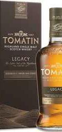 Виски шотландский «Tomatin Legacy» в подарочной упаковке