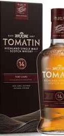 Виски шотландский  «Tomatin 14 Years Old» в подарочной упаковке