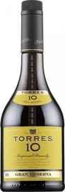 Бренди «Torres 10 Gran Reserva»