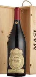 Вино красное полусухое «Masi Costasera Amarone Classico» 1997 г. в  деревянной коробке