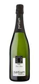Вино игристое белое экстра брют «Cava Portium Brut»