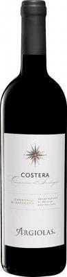 Вино красное сухое «Costera Cannonau Di Sardegna» 2017 г.