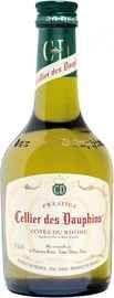 Вино белое сухое «Cellier des Dauphins Prestige Blanc Cotes du Rhone»