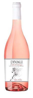 Вино розовое сухое «Divali Sable de Camargue Gris de Gris»