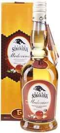 Настойка «Stara Sokolova Medovina» в подарочной упаковке