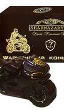 Коньяк армянский «Армянский коньяк Мотоцикл» в подарочной упаковке