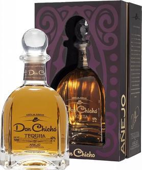 Текила «Don Chicho Anejo Tequila» в подарочной упаковке