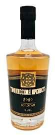 Водка виноградная «Чача Золлотая Тифлисская Крепость»