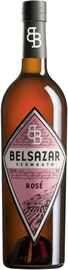 Напиток винный сладкий «Belsazar Vermouth Rose»