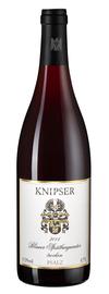 Вино красное сухое «Spatburgunder Blauer Weingut Knipser» 2015 г.