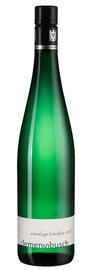 Вино белое полусухое «Riesling Trocken (Mosel) Weingut Clemens Busch» 2017 г.