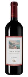 Вино красное сухое «Furore Rosso, Cantine Marisa Cuomo» 2017 г.