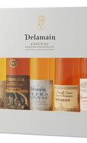 Набор коньяков  «Delamain» в подарочной упаковке