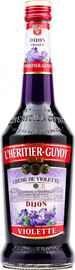 Ликер «L'Heritier-Guyot Creme de Violette»