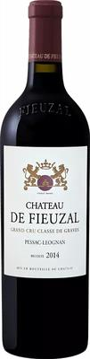 Вино красное сухое «Pessac Leognan» 2014 г.