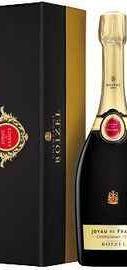 Шампанское белое брют «Boizel Joyau de France Chardonnay» 2007 г. в подарочной упаковке