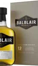 Виски шотландский «Balblair 12 Years» в подарочной упаковке