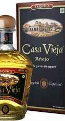 Текила «Casa Vieja Anejo Extra Aged Grupo Tequilero Mexico» в подарочной упаковке