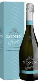 Вино игристое белое брют «Zonin Prosecco» в подарочной упаковке