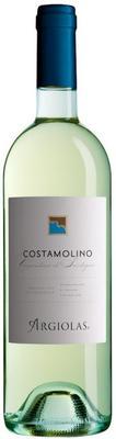 Вино белое сухое «Costamolino Vermentino Di Sardegna » 2018 г.