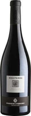 Вино красное сухое «Mediterra Toscana » 2017 г.