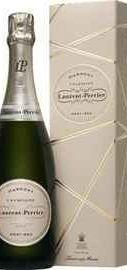 Вино белое полусухое «Laurent Perrier Demi Sec Harmony» в подарочной упаковке