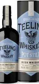 """Виски ирладнский «Teeling"""" Single Pot Still» в тубе"""