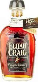 Виски американский «Elijah Craig Barrel Proof»